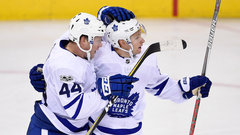 NHL: Maple Leafs 2, Capitals 0