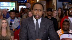 Stephen A. says Kyrie will hear boos in return to Cleveland