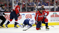 Kadri on possibility of payback for Ovechkin hit