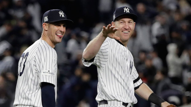 Yankees have silenced Astros' bats in ALCS