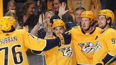 NHL: Avalanche 1, Predators 4