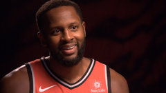 Miles ready to add new dimension to Raptors' offence