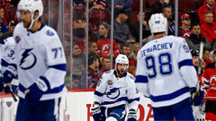 Kucherov joins elite company scoring in seventh straight game to start season