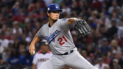 Darvish, Dodgers looking to take commanding series lead