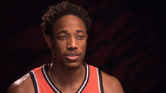 DeRozan is 'fueled' by SI ranking