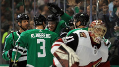 NHL: Coyotes 1, Stars 3
