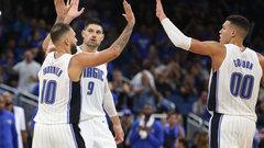 NBA: Heat 109, Magic 116