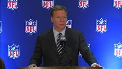Goodell emphasizes that players should stand for anthem