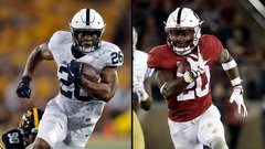 Barkley and Love making a run for the Heisman