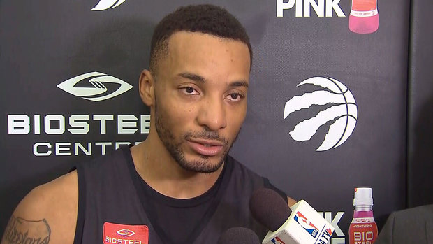 Raptors itching to get the season started