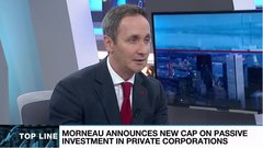 National Bank's Marion: Morneau's tax plans should really wait for Trump's moves