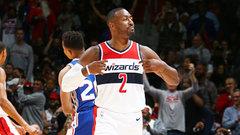 NBA: 76ers 115, Wizards 120