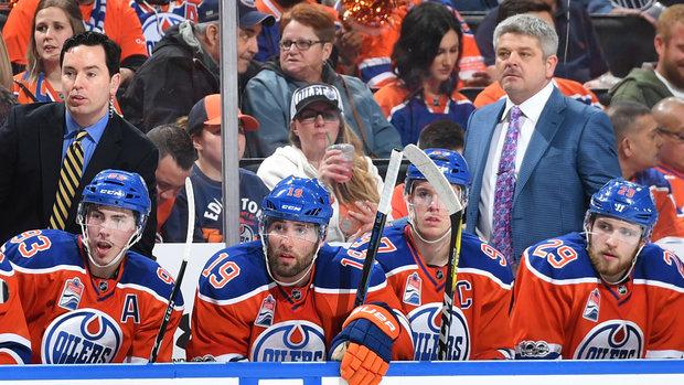 Rishaug names the three main reasons for Edmonton's struggles