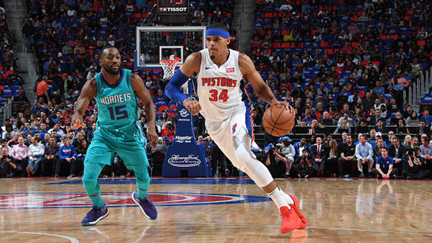 NBA: Hornets 90, Pistons 102
