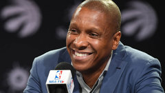 Ujiri: Moving the ball & finding the open guy more important than hitting 3s