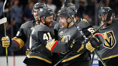 NHL: Sabres 4, Golden Knights 5 (OT)