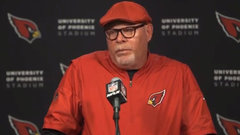 Arians weighs in on Peterson's performance