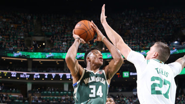 NBA: Bucks 108, Celtics 100
