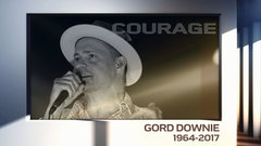Courage: Remembering Gord Downie