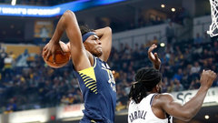 NBA: Nets 131, Pacers 140