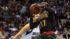 NBA: Hawks 117, Mavericks 111