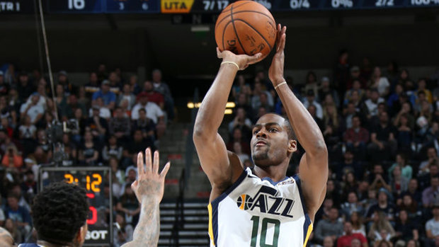 NBA: Nuggets 96, Jazz 106