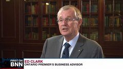 Ed Clark to Amazon: The American dream now lives in Canada