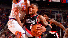 NBA: Trail Blazers 124, Suns 76