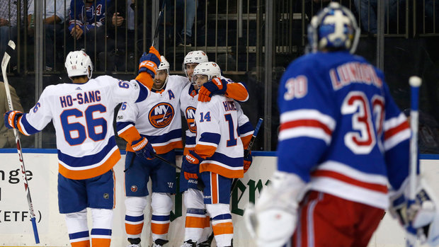 NHL: Islanders 4, Rangers 3 (SO)