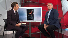Dryden discusses his book 'Game Change' and what needs to change in hockey