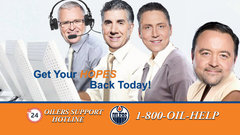Oilers Support Hotline