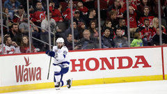 By the Numbers: Kucherov's 7-game scoring streak