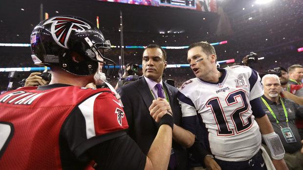 Does Brady have advantage over Ryan?