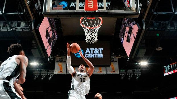 NBA: Timberwolves 99, Spurs 107