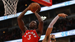 Court Squeaks: Raptors' second unit steals the show in season opener