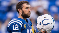 Colts must look to future with Luck's health