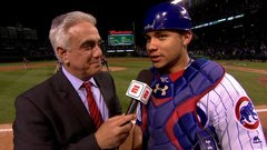 Contreras: 'Don't let this team wake up'