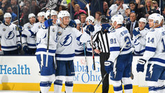 NHL: Lightning 2, Blue Jackets 0