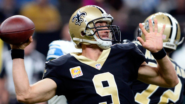Brees always makes his teammates better