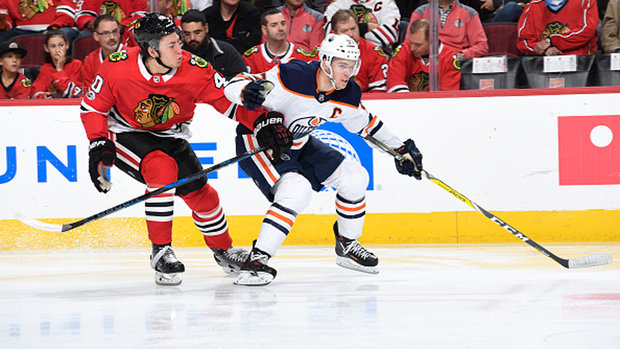 McDavid's assist or Pastrnak's beauty - Who's end-to-end play was better?