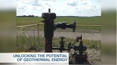 Using old Alberta oil wells to get energy from (very) hot water