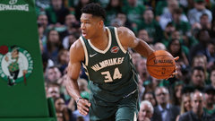 Giannis will be MVP in this league