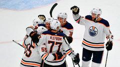 NHL: Oilers 2, Blackhawks 1 (OT)