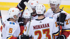 Flames Ice Chips: Lines shuffled ahead of game with Hurricanes