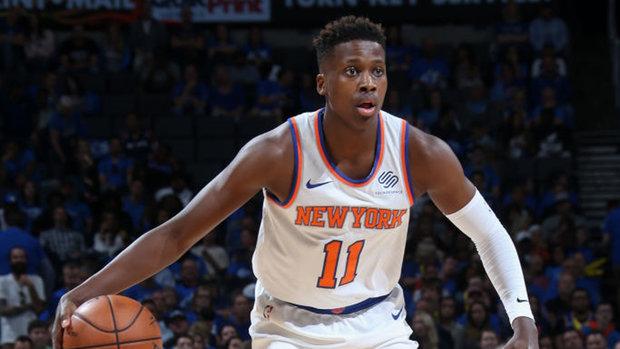 Knicks preserving Ntilikina's confidence?
