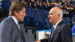 How is the Leafs organization reacting to the hype?