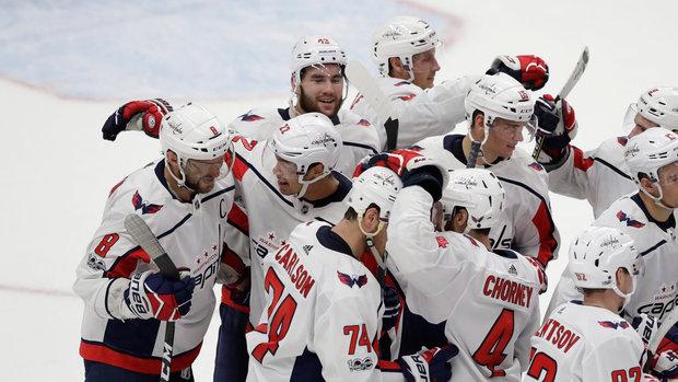 NHL: Capitals 4, Red Wings 3 (OT)