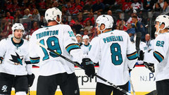 NHL: Sharks 3, Devils 0
