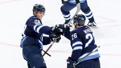 NHL: Wild 3, Jets 4