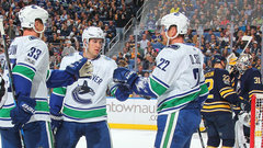 NHL: Canucks 4, Sabres 2